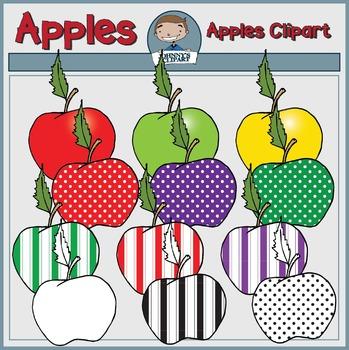 {Freebie} Apple Clipart