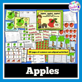 Apple Unit | Apple Activities | Apple Literacy Centers
