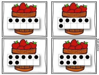 Apples, Apples, Apples Math & Literacy Stations for Primary Learners