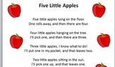 Apples, Apples, Apples Poem