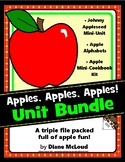 Apples, Apples, Apples! Themed 3-File Bundle for a great price!