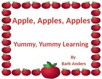Apples, Apples, Apples  Yummy, Yummy Learning