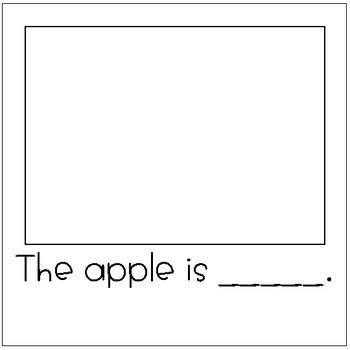 Apples! Apples! Class Book