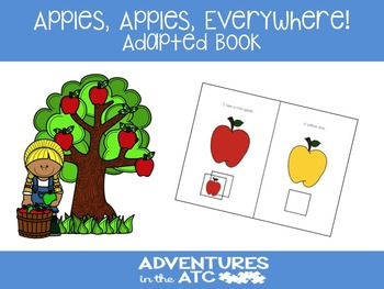 Apples Apples Everywhere! Adapted Book