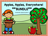 Apples, Apples, Everywhere BUNDLE - *174 Pages!* (Save 20%