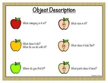 Apples, Apples, Everywhere!  -Expressive Language Unit-