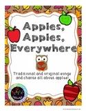 Apples, Apples Everywhere Song Pack for PreK - 2nd Grade C