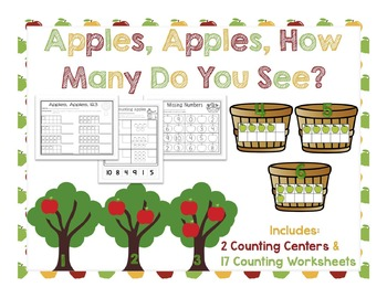 Apples, Apples, How Many Do You See?