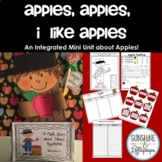Johnny Appleseed Craft:  An Integrated Unit about Apples