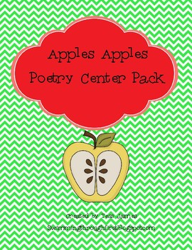 Apples Apples Poetry Center Pack