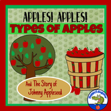 Johnny Appleseed and All About Apples