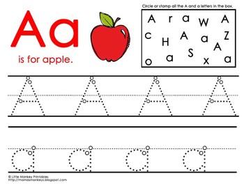 Apples! Apples! Preschool Pack