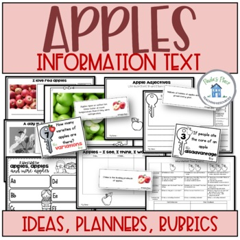 Apples, Apples and more Apples – Writing Prompts