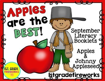 Apples Are the BEST!!  Booklets