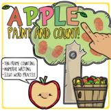 Apples Art + Numbers