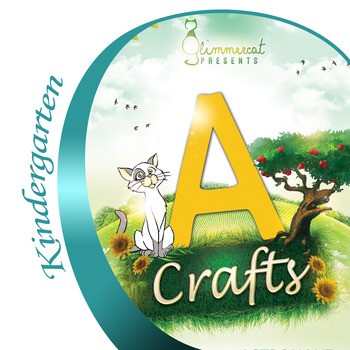 Apples, Astronauts, Ants and Alligators!  Crafts for Letter A