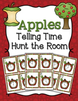 Autumn Apples Time to the Hour Hunt the Room
