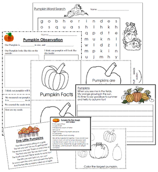 Pumpkins: Basic Unit Starter