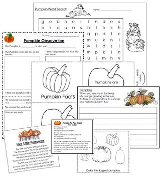 Pumpkins: Unit Starter