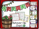 Apples Behavior Clip Chart