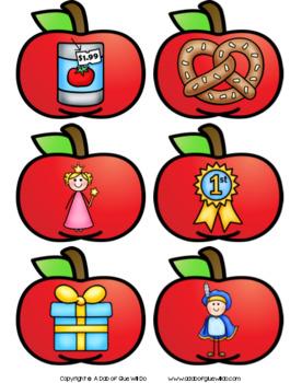 Apples Blends Match-Up