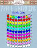 Apples Bunting for Back to School