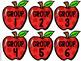Apples Classroom Decor