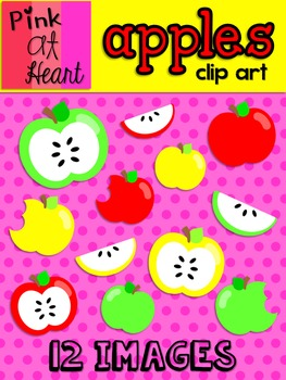 Apples Clip Art