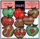 Apples Collection Clip Art Bundle {Educlips Clipart}