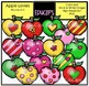 Apples Collection Clip Art Bundle