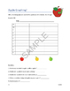 """Apples"" Common Core Aligned Math and Literacy Unit - ACTIVboard EDITION"