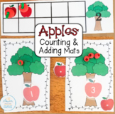 Apples Counting and Ten Frames (to 20)