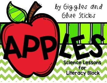 Apples Literacy Unit