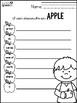 Apples Describing Freebie