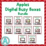 Apples Theme | Digital Activities Bundle