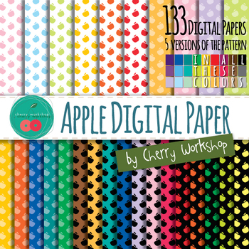 Apples Digital Paper