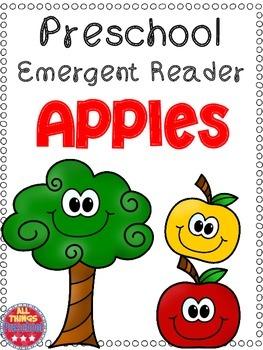 Apples; Emergent Reader