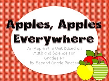 Apples Everywhere: A Science and Math Unit about Apples an