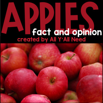 Apples: Fact and Opinion
