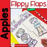 Apples Activities Interactive Notebook Lapbook