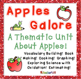 Apple Thematic Unit - Apples Galore!