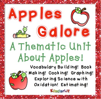 Apple Thematic Unit - Apples Galore!