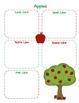 Apples Galore:  A Preschool Unit