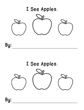 Apples Galore: Numbers 1 - 10