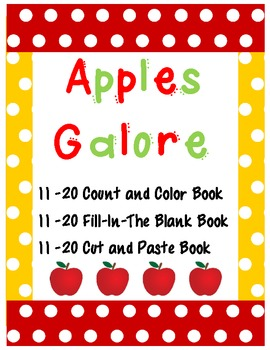 Apples Galore: Numbers 11 - 20