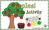 Apples! Graphing Activity
