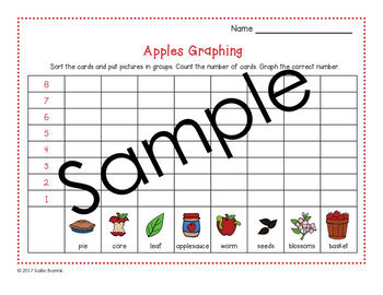 Graphing Apples Activity
