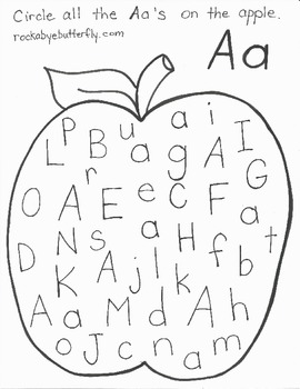 Apples Hand-Drawn Printable Pack!