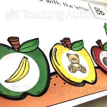 Apples Initial Letter Matching