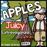 Apples and Johnny Appleseed | Science, Literacy, Tall Tale